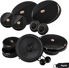 "Infinity KAPPA-60CSX 6.5"" Component Speakers KAPPA-90CSX 6x9 Component Speakers"