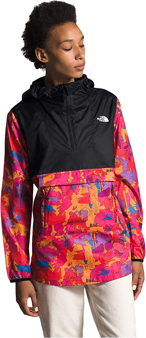 Mr. Pink New Dimensions Print/TNF Black