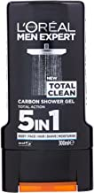 L'Oréal Paris Men Expert Total Clean Carbon Shower Gel 300ml