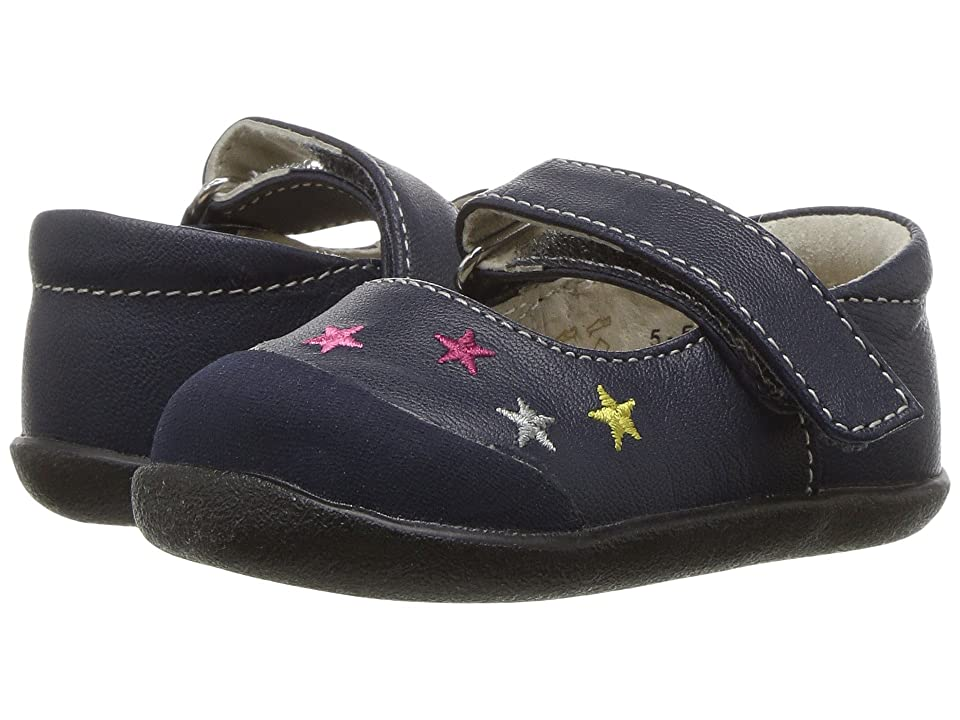 See Kai Run Kids Harriett INF (Infant/Toddler) (Navy) Girl