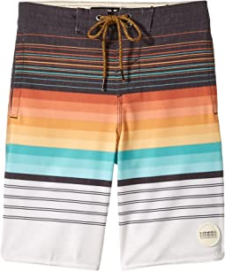 Sandbar Cruzer Superfreak Boardshorts (Big Kids)