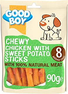 Armitage Chicken & Sweet Potato Stick 90G