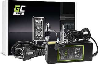 GC Pro Cargador para Portátil HP Pavilion 15-AK003NS 15-AK003TX 15-AK003UR 15-AK004NA Ordenador Adaptador de Corriente (19.5V 4.62A 90W)