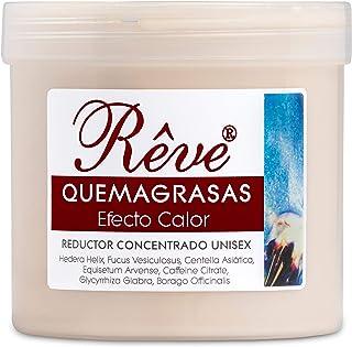 comprar comparacion REVE Quemagrasas Efecto Calor - Gel de crema reafirmante adelgazante anticelulítica potente reductora de abdomen, caderas ...