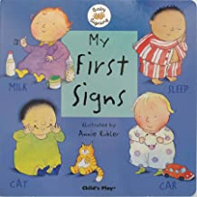My First Signs: American Sign Language (Baby Signing)