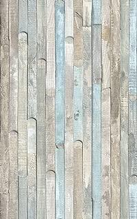 d-c-fix Self-Adhesive Film, Beach Wood (17.71x78 2 Rolls, Multicolor)