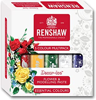 renshaw flower paste