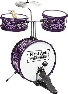 First Act 3-Piece Drum Set - FD3711