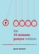 Best the 15-minute prayer solution Reviews