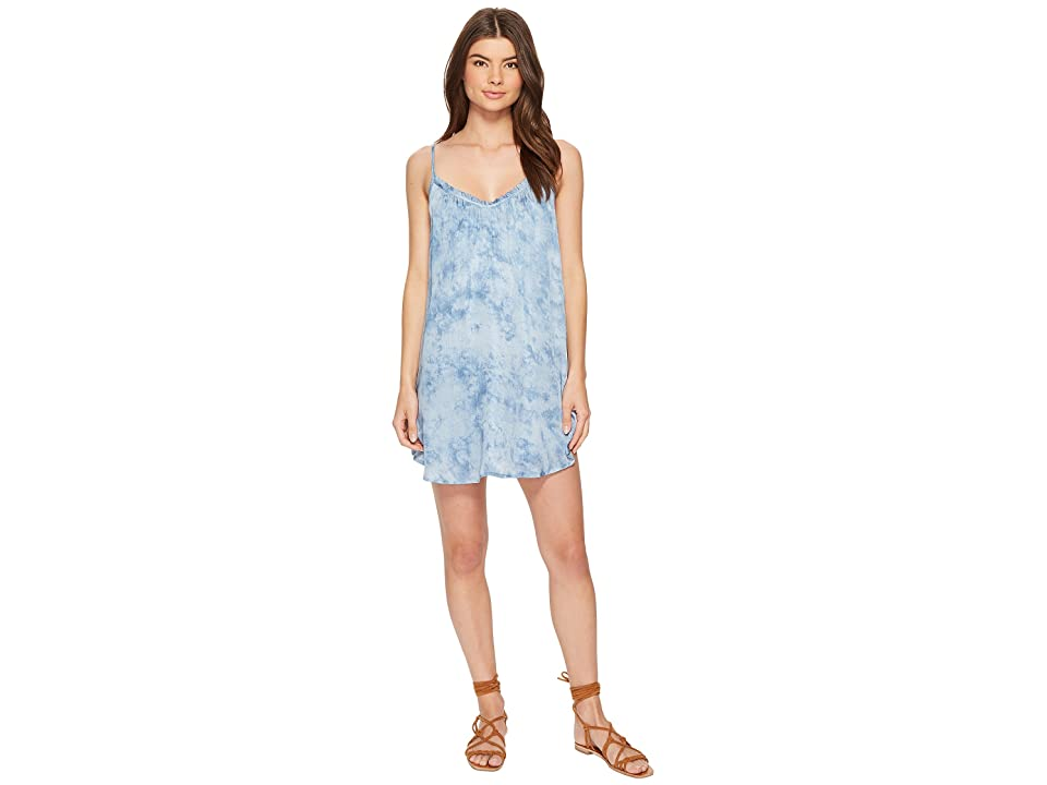 Amuse Society Sun Seeker Dress (Indy Blue) Women