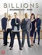 Billions: Seasons 1-4 (18 Dvd) [Edizione: Regno Unito] [Italia]