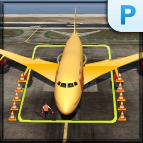 飛行機シミュレーターシティリアルフライト3Dパイロットアドベンチャーパーキングゲーム