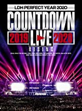 "LDH PERFECT YEAR 2020 COUNTDOWN LIVE 2019→2020 ""RISING""(DVD2枚組(スマプラ対応))"