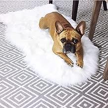 Best dog skin rugs Reviews