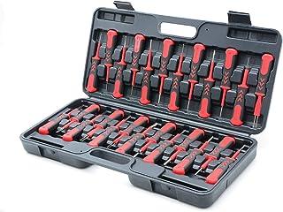 AFA Tooling Terminal Release Tool Kit 25 Pcs - Stainless Steel Tips Won't Bend