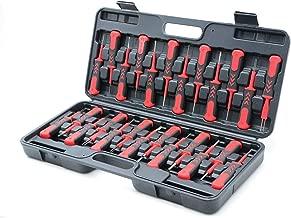 AFA Tooling Terminal Release Tool Kit 25 Pcs – Stainless Steel Tips Won't Bend