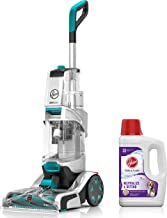 Hoover Smartwash Automatic Carpet Cleaner with Paws & Claws Carpet Cleaning Solution with Stainguard (64 oz), FH52000, AH3...