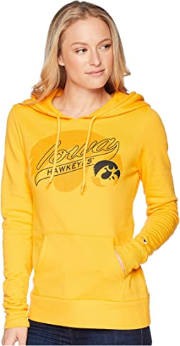 Iowa Hawkeyes Eco University Fleece Hoodie