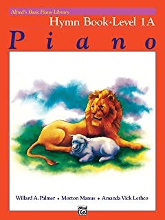 Alfred´S Basic Piano Library Hymn Book 1a