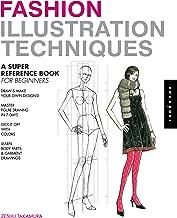 Best fashion illustration techniques zeshu takamura Reviews