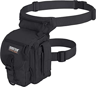 Seibertron Waterproof Tactical Outdoor Hiking Airsoft Utility Leg Bag