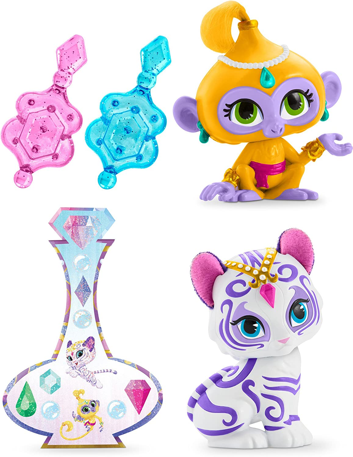 25% OFF Fisher-Price Nickelodeon Shimmer Shine Nahal Tala and Animer and price revision