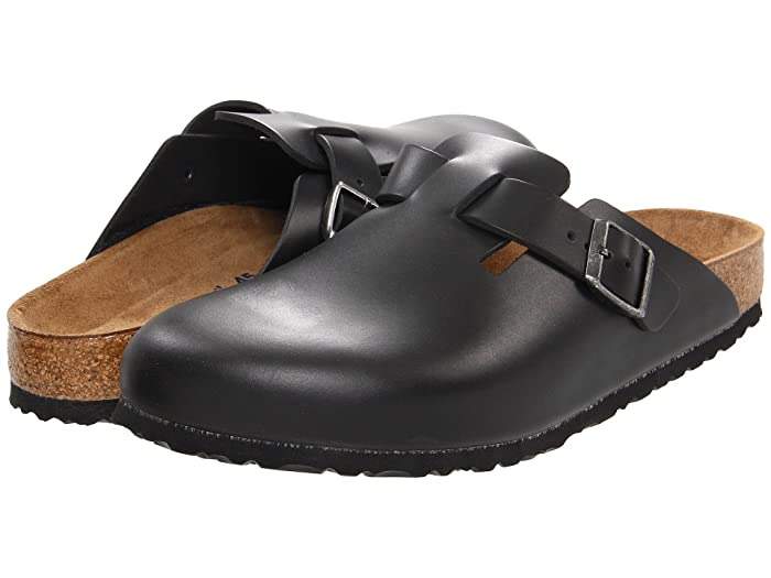 26d23bc30 Birkenstock Boston Soft Footbed (Unisex) | Zappos.com