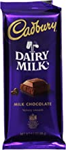 CADBURY Chocolate Candy Bar, Milk Chocolate, 3.5 Ounce (Pack of 14) Perfect for Easter