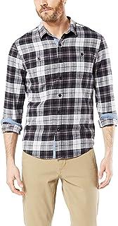 Men's Long Sleeve Smart Temp Flannel Shirt