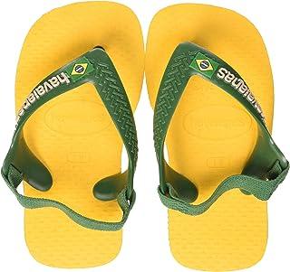 Havaianas Baby Brasil Logo II Fashion Sandals For Baby Unisex