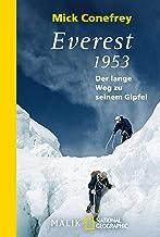 Everest 1953: Der lange Weg zum Gipfel (German Edition)