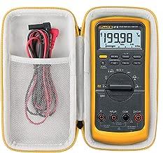Khanka Hard Travel Case Replacement for Fluke 87-V Digital Multimeter