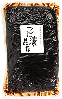 小倉協同物産 緑健農園 つぼ漬昆布 1.6kg