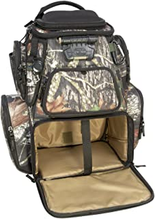 Wild River Nomad by CLC Custom LeatherCraft 604 Tackle Tek Nomad LED Lighted Camo Backpack, Mossy Oak