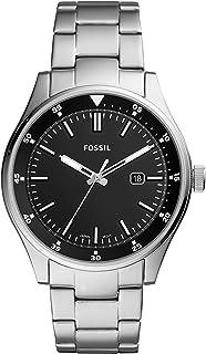 Fossil Analog Black Dial Men's Watch-FS5530