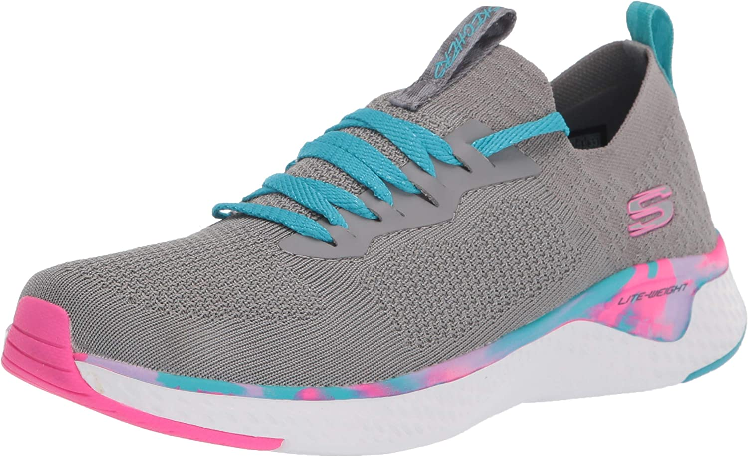 Skechers Unisex-Child Solar Max Challenge the lowest price of Japan 42% OFF Fuse Sneaker