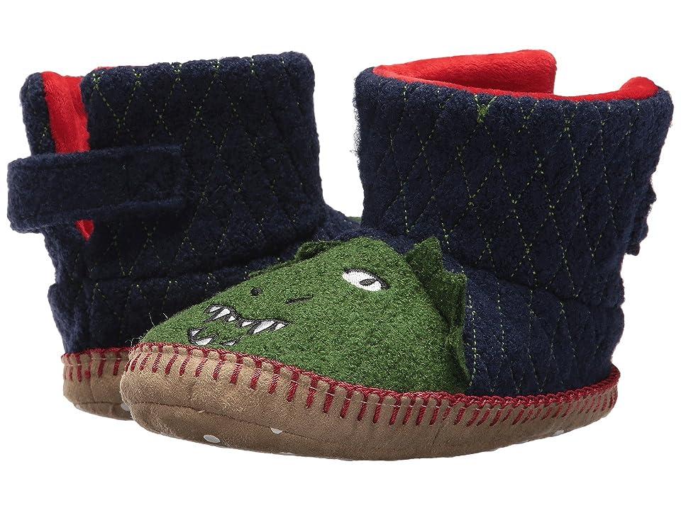 Hanna Andersson Karlsson (Infant/Toddler/Little Kid) (Navy Dragon) Kids Shoes