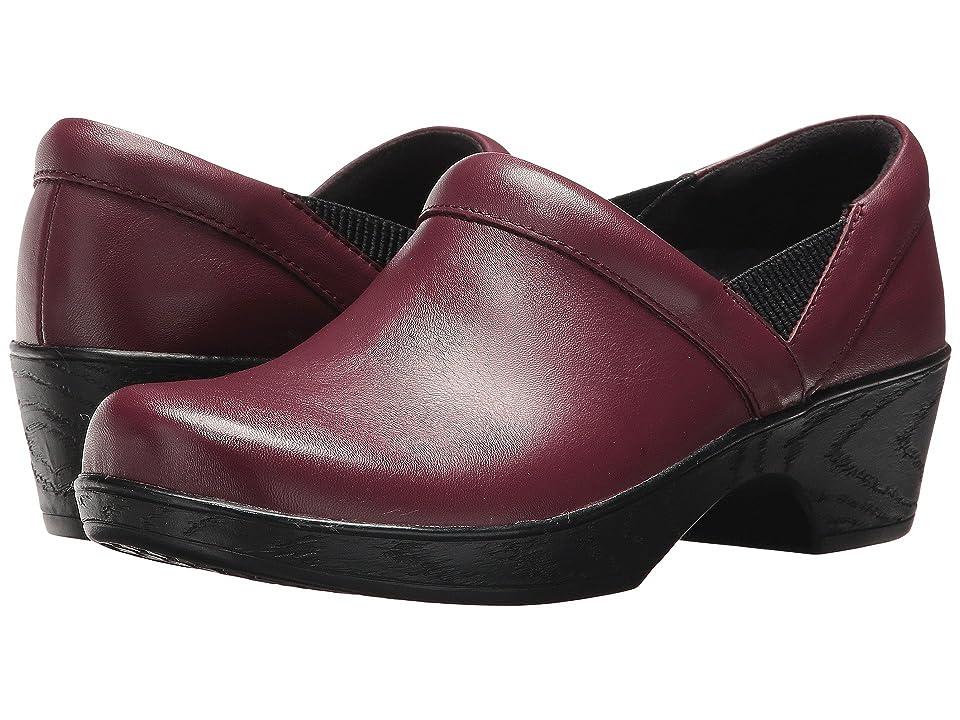 Klogs Footwear Portland (Burgundy) Women