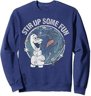 Disney Frozen 2 Olaf Stir Up Some Fun Sweatshirt