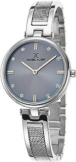 DANIEL KLEIN Premium Alloy Case Stainless Steel Band Ladies Wrist Watch - DK.1.12425-2