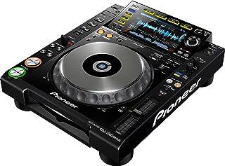 Pioneer Digital DJ Turntable, Black, 10.50X19.9X15.90 (CDJ-2000-NXS)