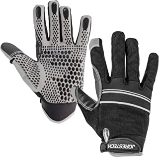 JORESTECH Work Gloves Multipurpose (Extra Large, Black)