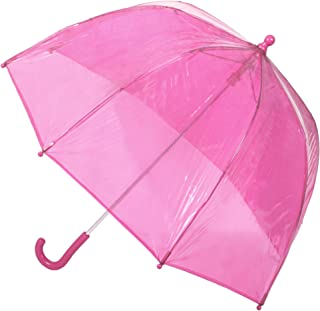Totes Kids Bubble Umbrella (One size, Pink)