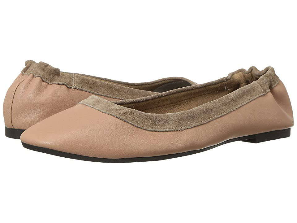 M4D3 Cozy (Nude/Deep Taupe Glove Leather/Cow Suede) Women