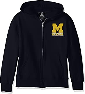College Kids NCAA Youth Zip Hoodie