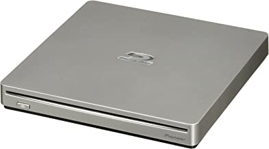 Pioneer BDR-XS06 Blu-Ray 6X/DVD/CD USB 3.0 Slim External Slot Burner
