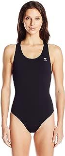 TYR SPORT Women's Durafast Elite Solid Maxfit Swimsuit