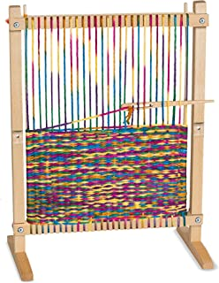 melissa and doug wooden loom