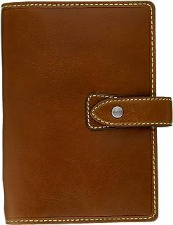 Filofax Malden Personal Leather Organiser Ochre