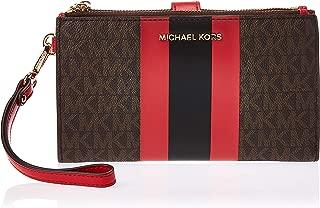 Michael Kors Womens Handbag, Brn/Brt Red - 32F9Gj6W4B